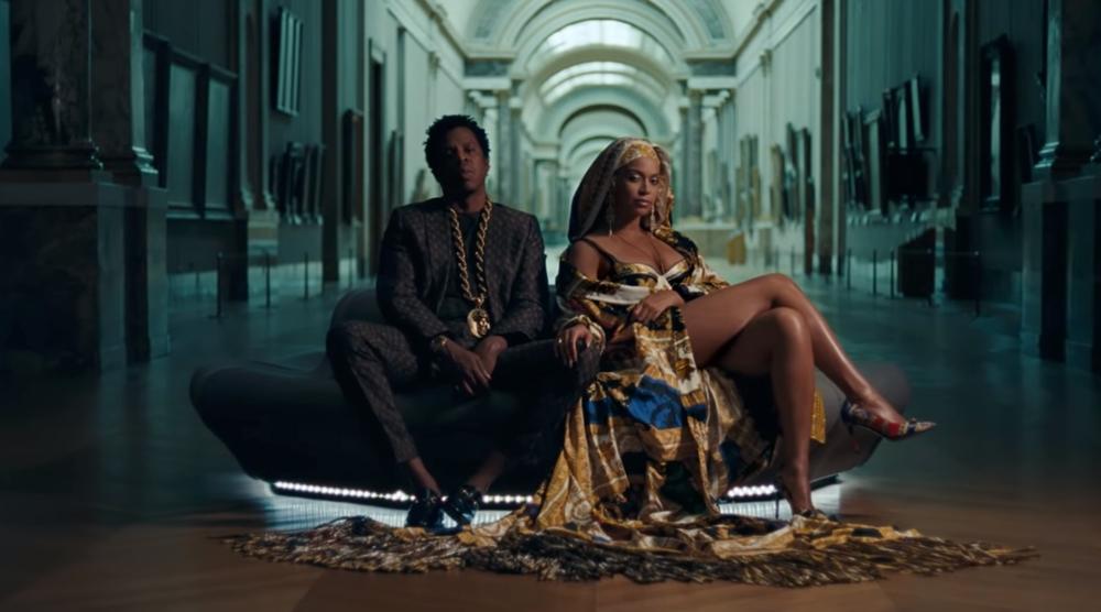 Quanto è costato a Beyoncé e Jay-Z girare il video di Apeshit? Di certo il Louvre li ha ringraziati